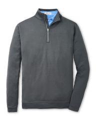 Peter Millar Perth Terry Quarter Zip Sweater $125