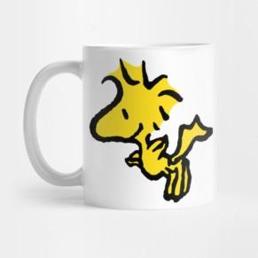 TeePublic Woodstock Coffe Cup