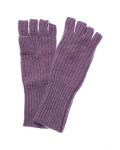 White Warren Lavender FingerlessGloves