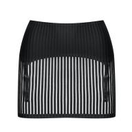 Maison Close Band-A-Part suspender skirt