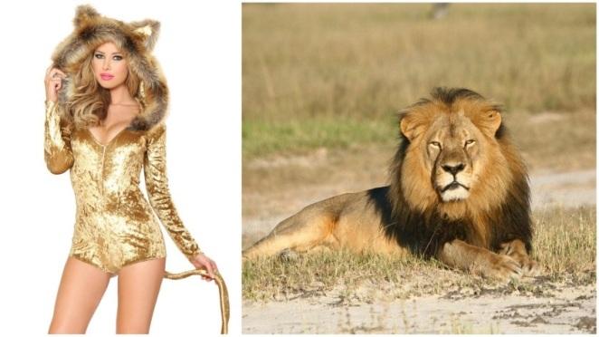 Sexy Lion