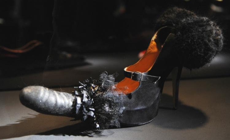 Vivienne Westwood Penis Shoe SS 1995