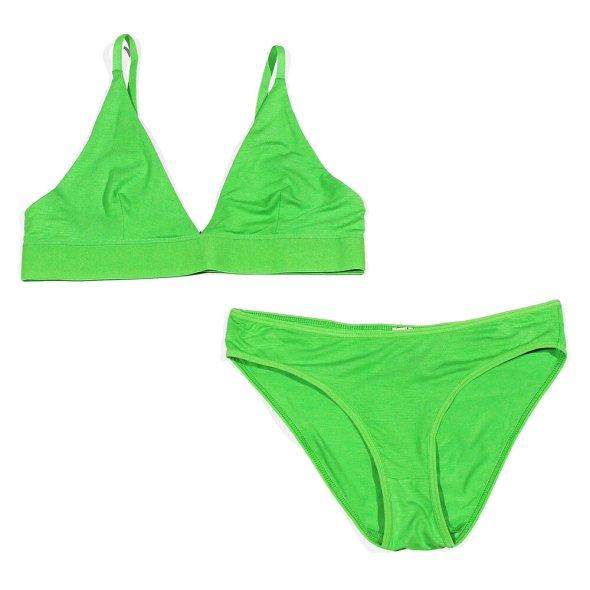 Baserange+Elastic+Bell+Pants+Bamboo+Jersey+Ara+Green+4