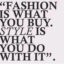 Fashion vs style 2