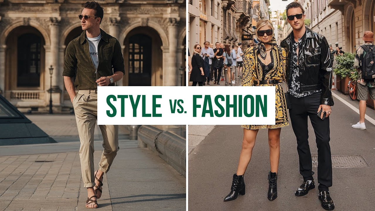One Dapper Street Fashion vs Style
