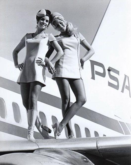 PSA vintage photo