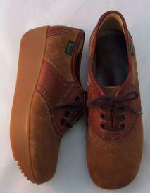 Bass Platform Wedge Shoes
