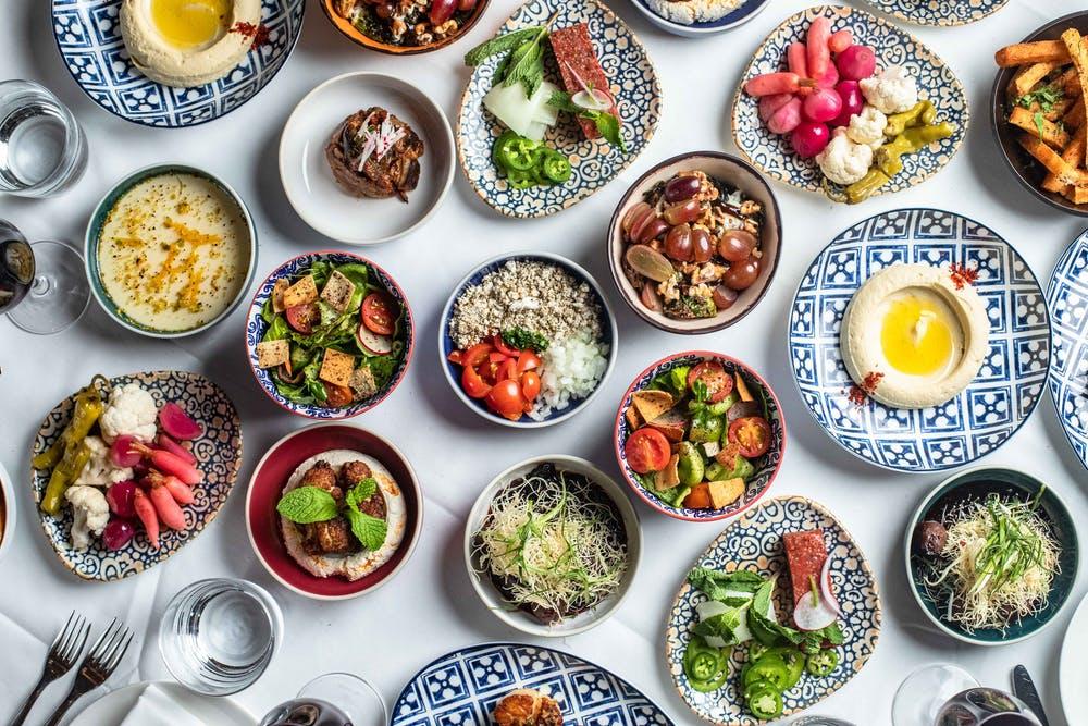 ilili food