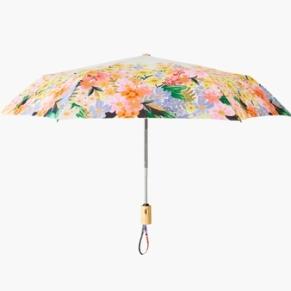 Rifle Paper Co. Unbrella Brooklyn Bridge floral