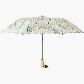 Rifle Paper Co. Unbrella White