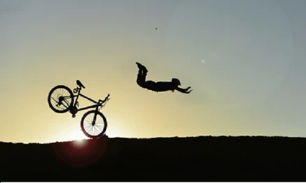bicycle-accidents-dangerous-bike-ride-260nw-610140035