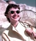 Cat Eye Audrey Hepburn 1951