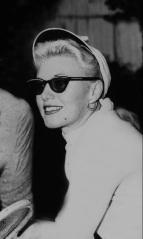 Cat Eye Ginger Rodgers 1955