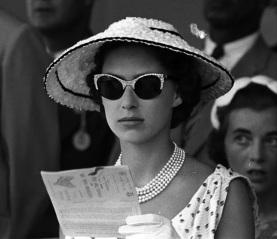 Cat Eye Princess Margaret 1955