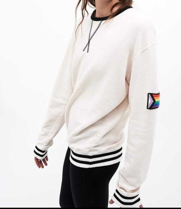 Split 59 Caster Gay Rights Sweatshirt