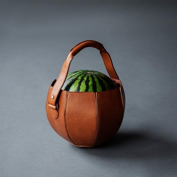 tsuchiya-kaban watermelon tote