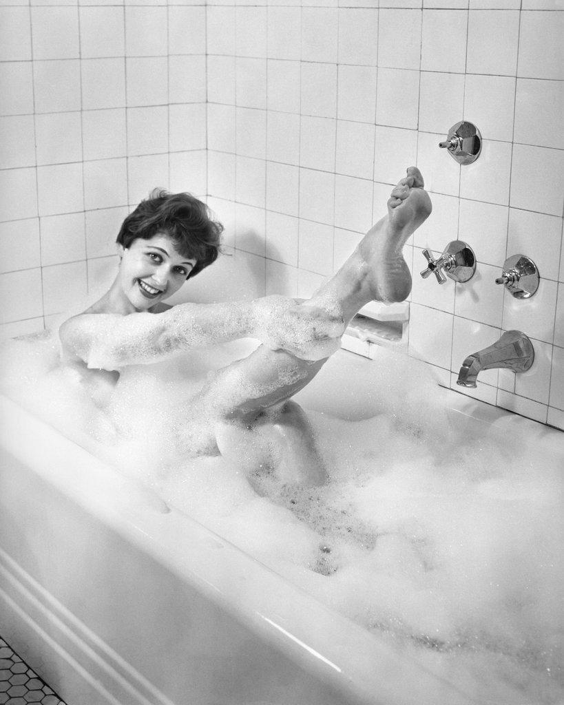 Vintage Bubble Bath