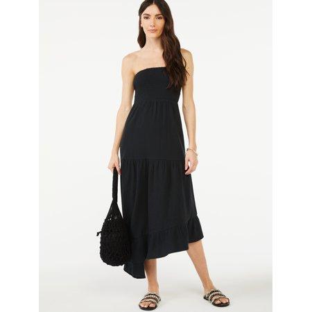 Walmart Scoop 100% Cotton Summer Dress $28.50