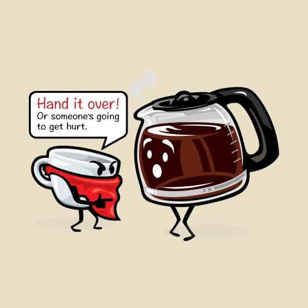 coffee bandit