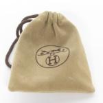Herme's Refillabel Fragrance Bottlebag