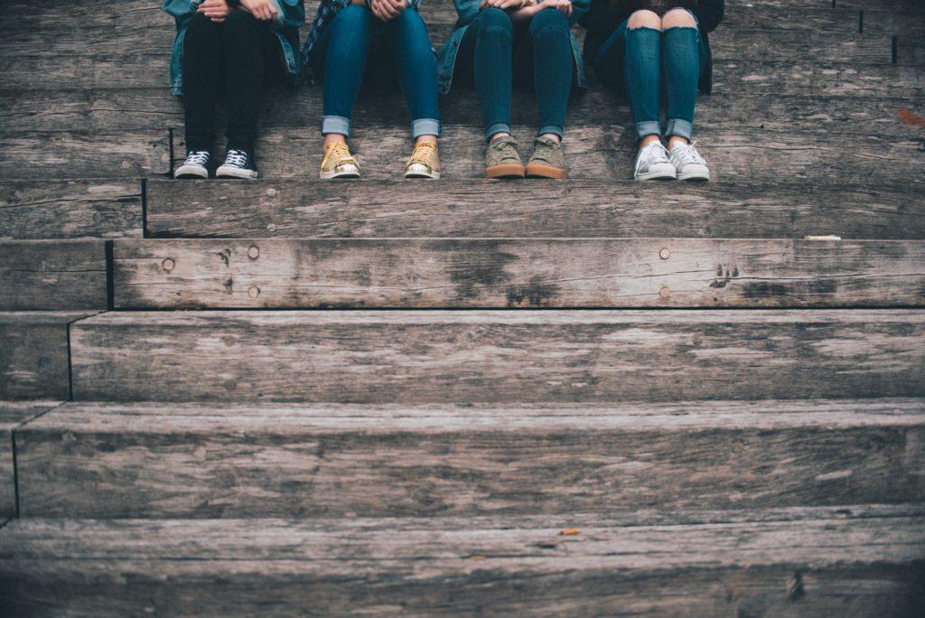 Middle School Feet