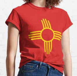 New Mexico Red Tee