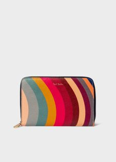 Paul Smith Women's Medium Swirl Wallet