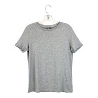 COS basic grey t-shirt $15