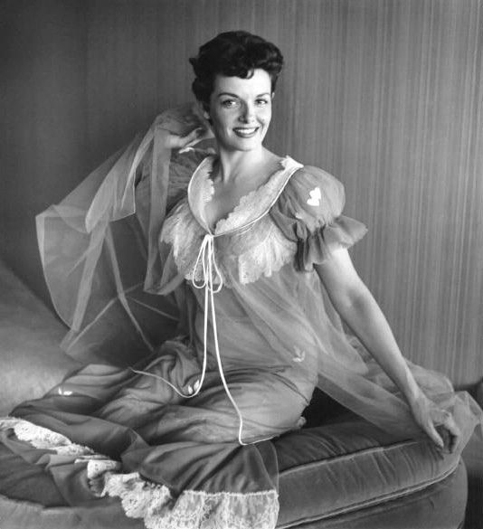 Jane Russell Babydoll Lace
