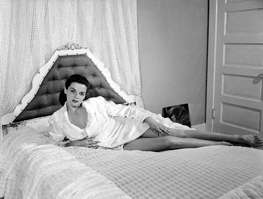 Jane Russell Bed