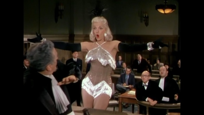 Jane Russell Diamonds are a Girls