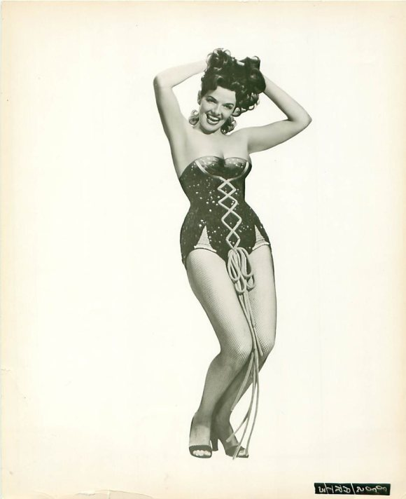 Jane Russell Lace up
