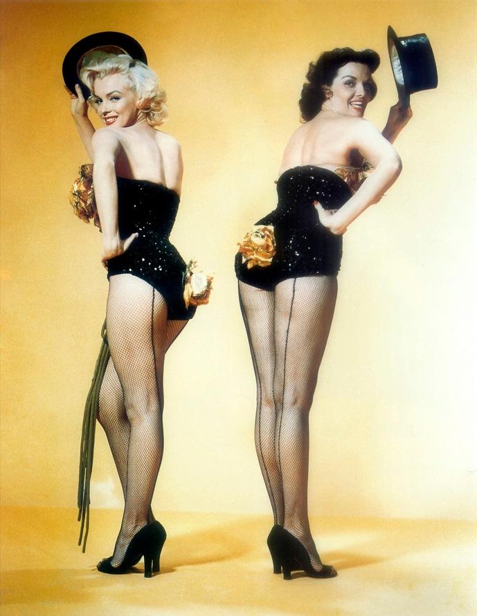 Jane Russell Marilyn