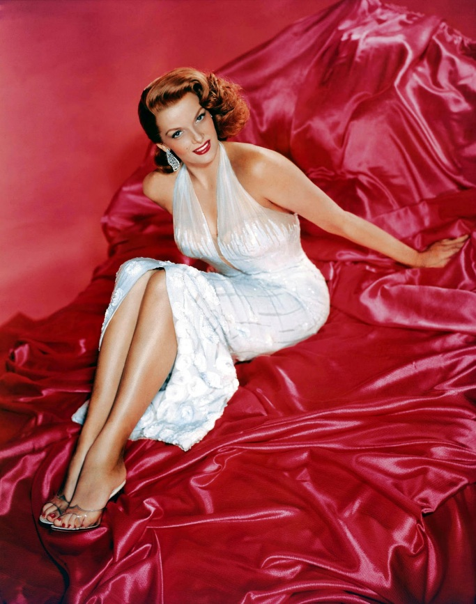 Jane Russell Nightgown white