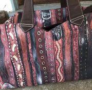 Paul Smith Belt Print Holdall Bag 2