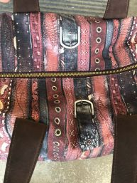 Paul Smith Belt Print Holdall Bag 3
