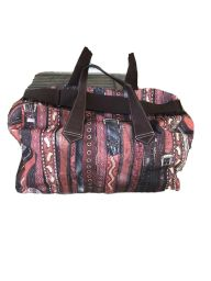 Paul Smith Belt Print Holdall Bag