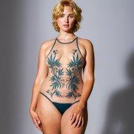Booklyn Haze Bodysuit Biscotti