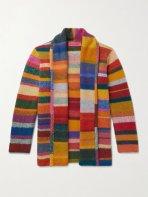 Elderstatesman Striped Sweater Men's