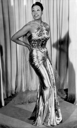 Josephine Baker Glamour