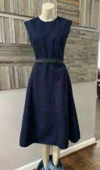 Lanvin x ACNE Studios Denim Dress